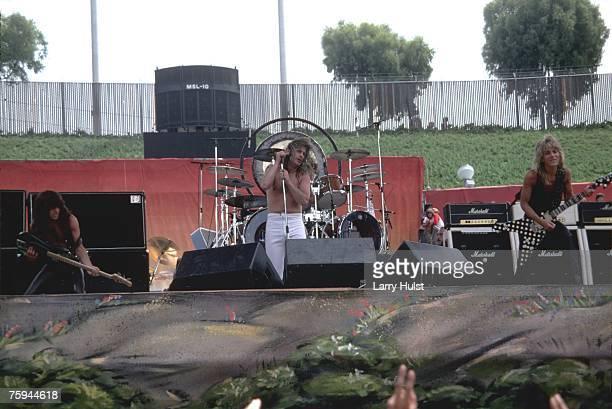Photo of Ozzy Osbourne Randy Rhoads