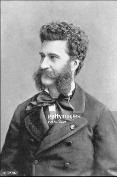 Photo of PAL002 Johann 2 STRAUSS Johan Strauss II Austrian Composer 18251899
