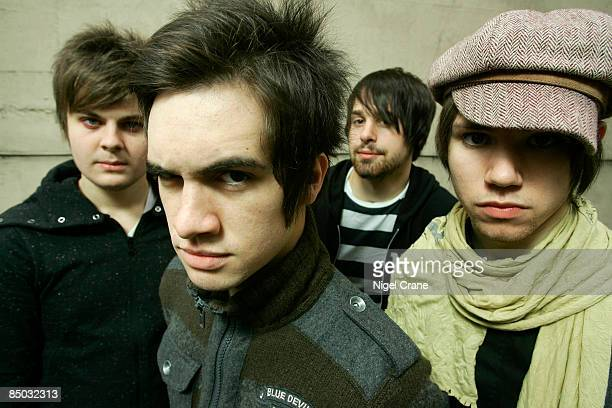 Photo of PANIC AT THE DISCO and PANIC AT THE DISCO Col Posed