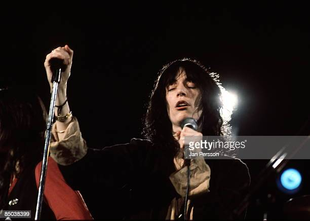 Photo of Patti Smith 1 Patti Smith Copenhagen 1976