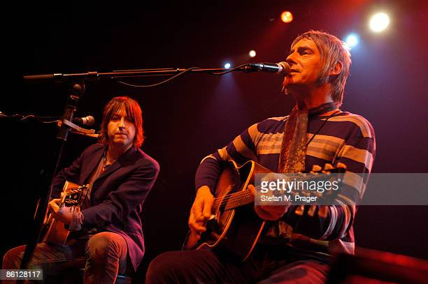 Photo of Paul WELLER PAUL WELLER special Guest GEM ARCHER live in der Muffathalle Muenchen am