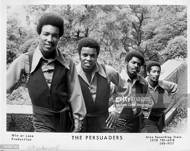 Photo of Persuaders Photo by Michael Ochs Archives/Getty Images