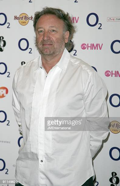 HILTON Photo of Peter HOOK and NEW ORDER Peter Hook at the Silver Clef Luncheon