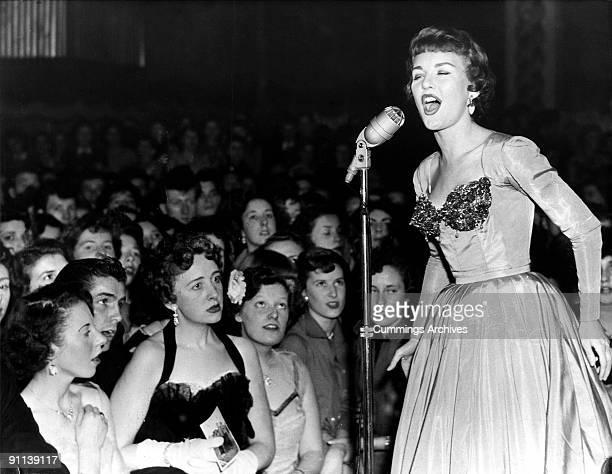 Photo of Petula CLARK Event 1954 Artist Petula Clark