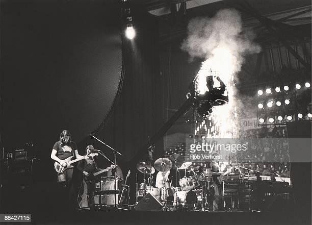 ROTTERDAM Photo of PINK FLOYD Pink Floyd Ahoy' Rotterdam
