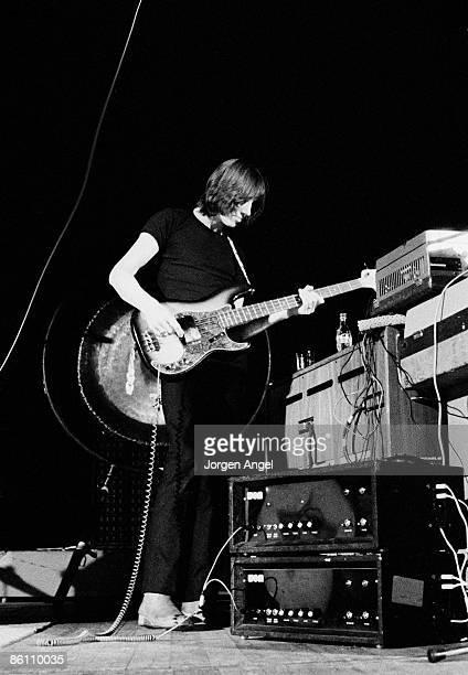 Photo of PINK FLOYD Pink Floyd Roger Waters Falkoner Teateret Copenhagen Denmark Nov70