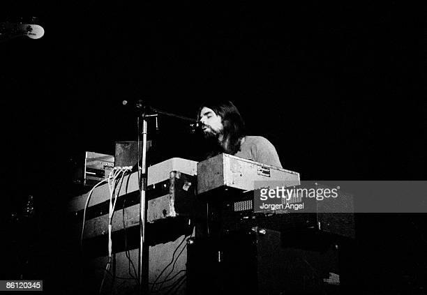 Photo of PINK FLOYD Rick Wright Pink Floyd 1970 Falkoner Teateret Copenhagen Denmark