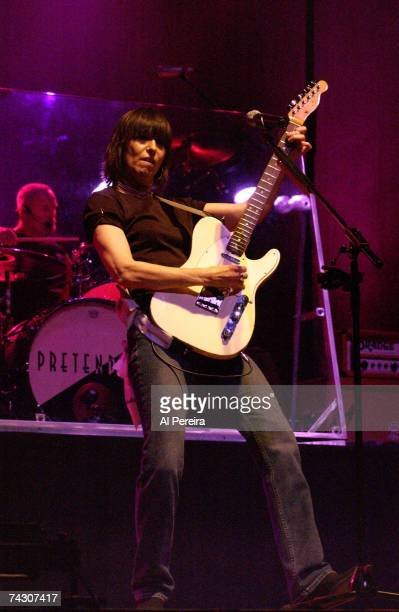 Photo of Pretenders Photo by Al Pereira/Michael Ochs Archives/Getty Images