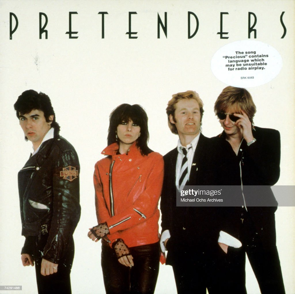 Photo of Pretenders Photo by Michael Ochs Archives/Getty Images