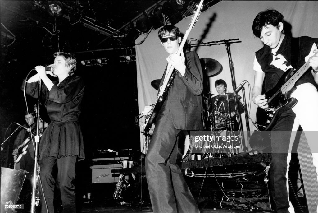 Photo of Psychedelic Furs.