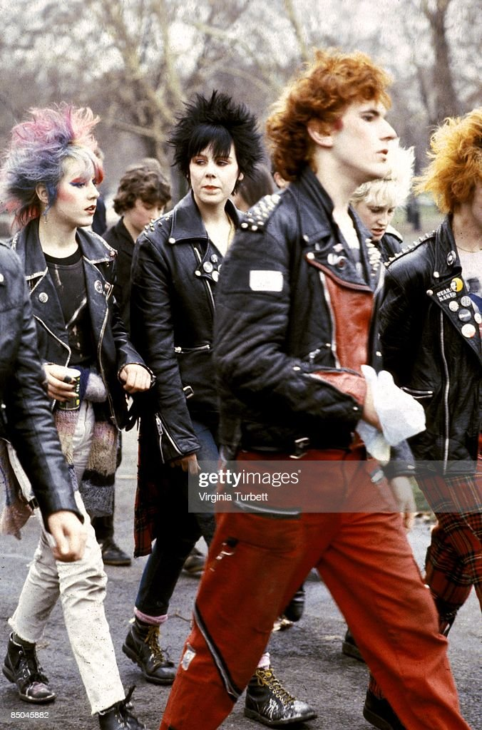 Photo of PUNKS