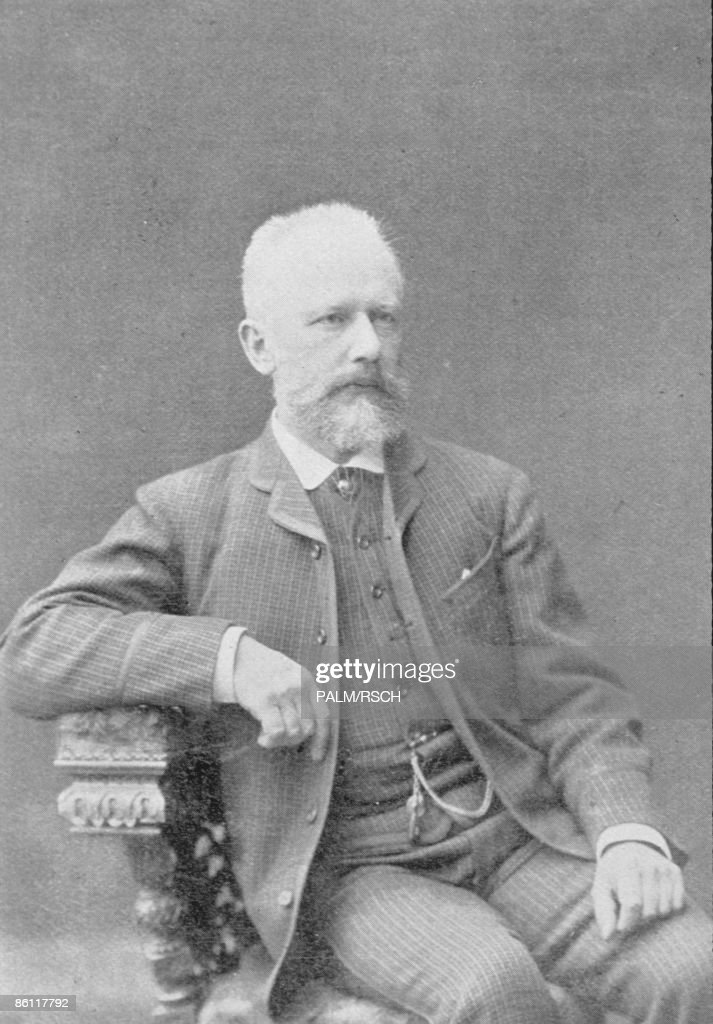 Photo of Pyotr TCHAIKOVSKY