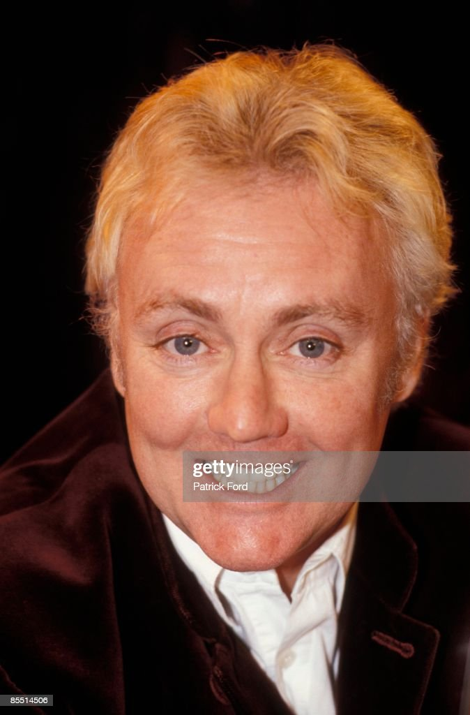 Photo of QUEEN and Roger TAYLOR; Portrait