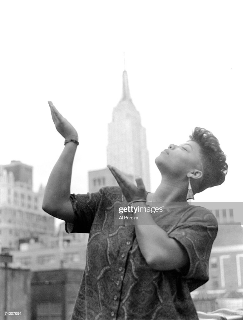 Photo of Queen Latifah Photo by Al Pereira/Michael Ochs Archives/Getty Images
