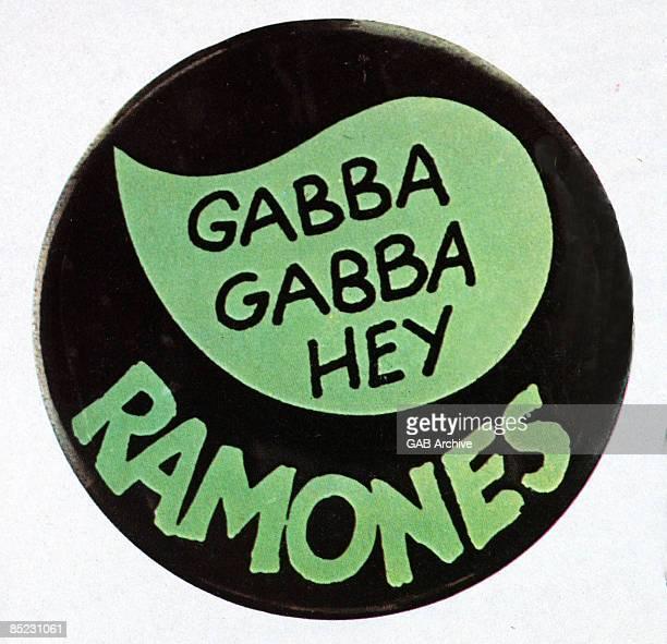 Photo of RAMONES Memorabilia Badge
