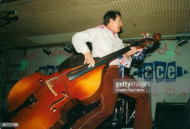 Photo of Ray Campi at the Hemsby Norfolk 1996