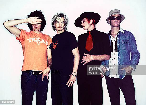 Photo of Robert DELEO and STONE TEMPLE PILOTS and Dean DELEO and Eric KRETZ and Scott WEILAND LR Dean DeLeo Eric Kretz Scott Weiland Robert DeLeo...