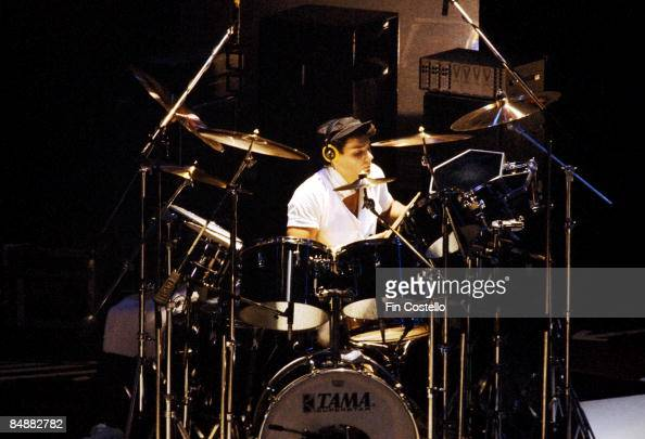 Roger Taylor Drummer Duran Duran Stock Photos and Pictures ...