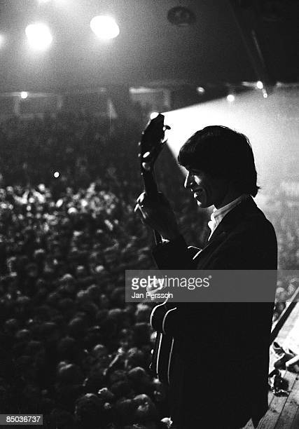 Photo of Rolling Stones 2 Bill Wyman Rolling Stones KBHallen Copenhagen 1965