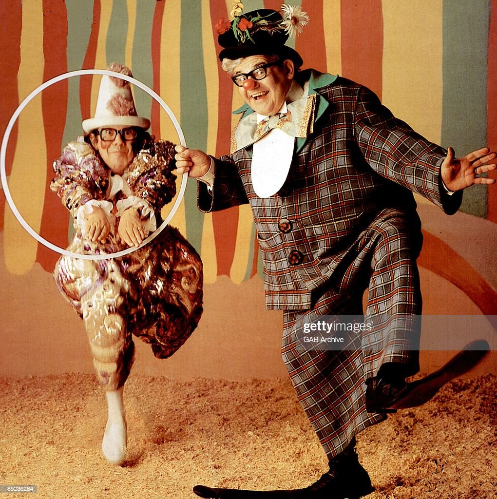 Photo of Ronnie BARKER and Ronnie CORBETT and TWO RONNIES