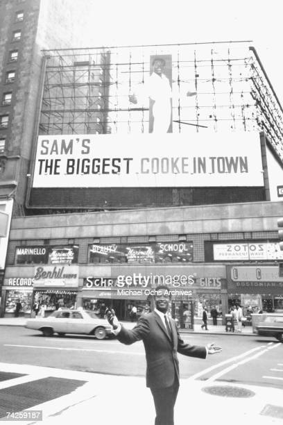 Photo of Sam Cooke