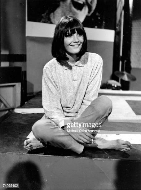 Photo of Sandie Shaw Photo by Michael Ochs Archives/Getty Images