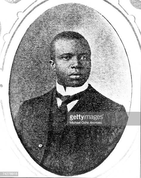 Photo of Scott Joplin Photo by Michael Ochs Archives/Getty Images