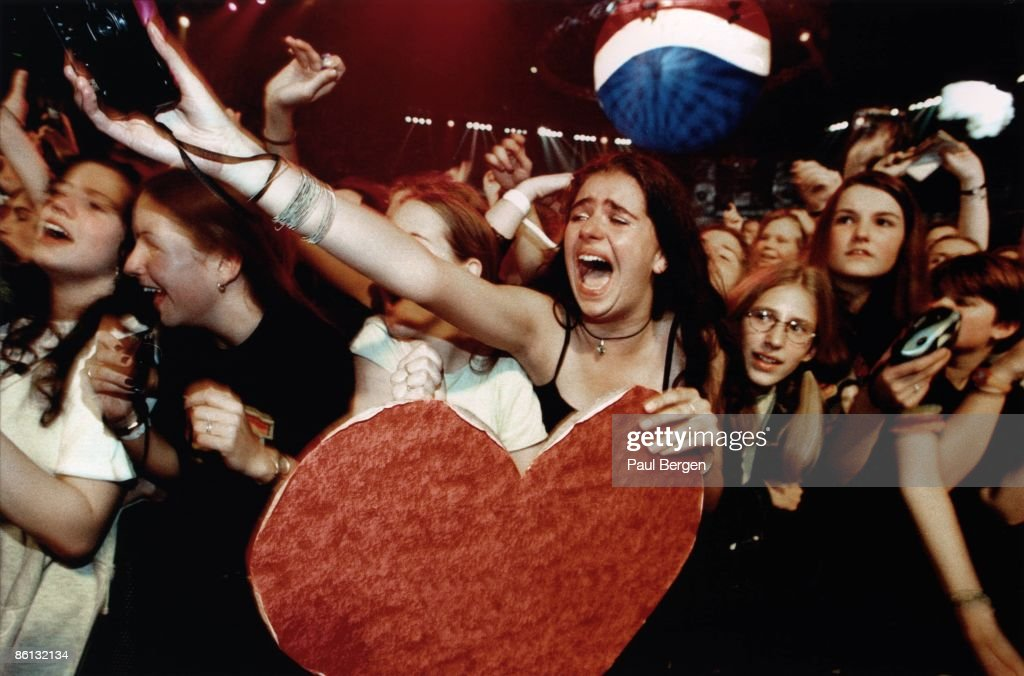 Fan Hysteria | Getty Images