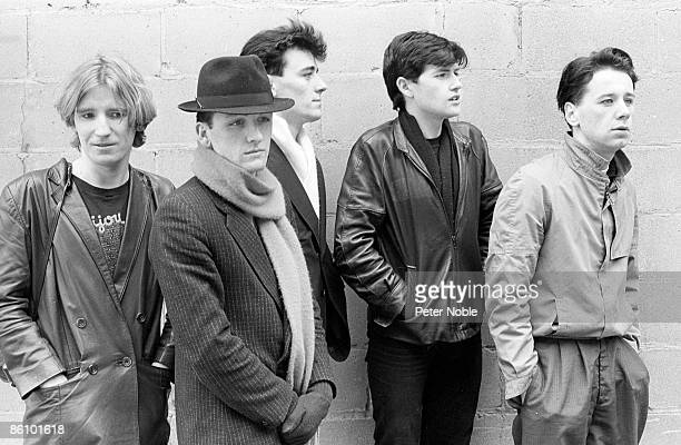 Photo of SIMPLE MINDS suicide