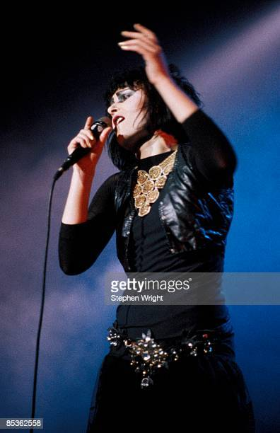 Photo of SIOUXSIE AND THE BANSHEES and SIOUXSIE The Banshees live in Preston