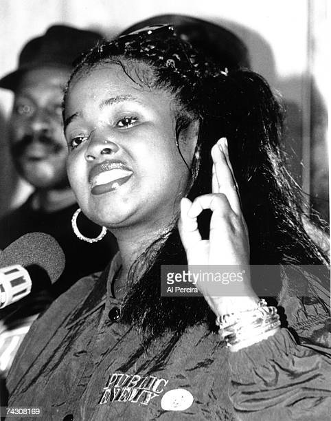 Photo of Sista Souljah Photo by Al Pereira/Michael Ochs Archives/Getty Images