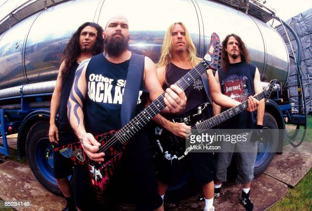 OZZFEST Photo of SLAYER
