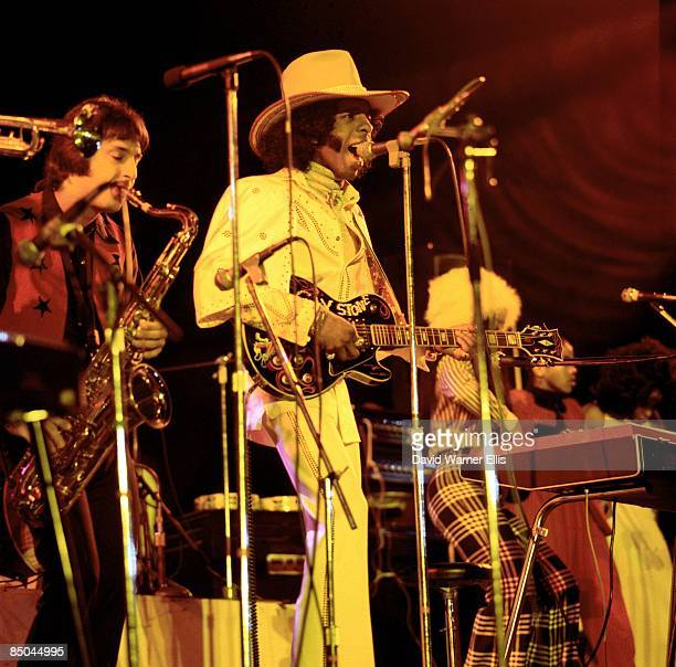 STADIUM Photo of Sly The Family STONE