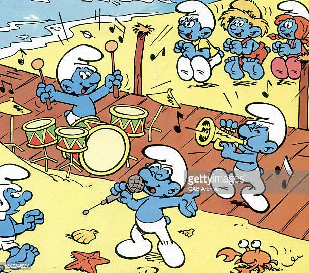 Photo of SMURFS