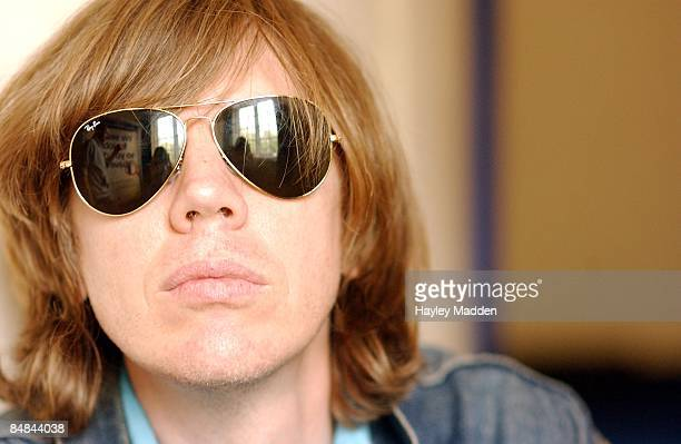 Photo of SONIC YOUTH Thurston Moore