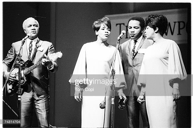 Photo of Staple Singers Photo by Tom Copi/Michael Ochs Archives/Getty Images