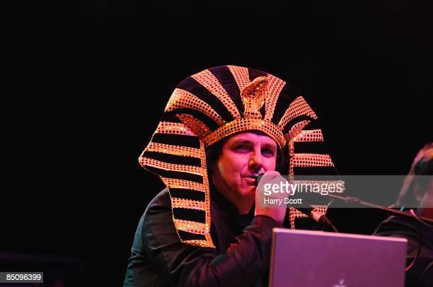INDIGO2 Photo of Steve HOGARTH and MARILLION Steve Hogarth of Marillion performing on stage at the ChildLine Rocks charity concert