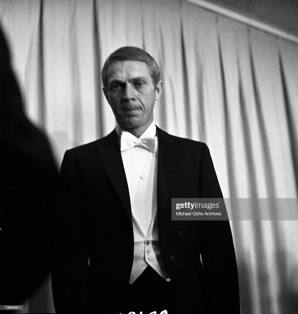 Photo of Steve McQueen