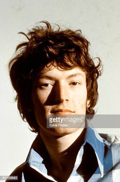 Photo of Steve WINWOOD and TRAFFIC Steve Winwood of Spencer Davis Group and Traffic posed studio