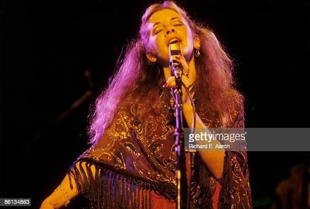 Photo of Stevie NICKS and FLEETWOOD MAC Stevie Nicks performing live onstage
