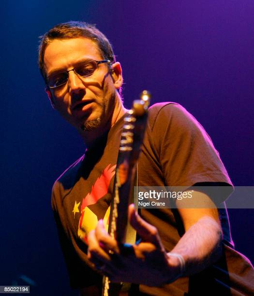 ASTORIA Photo of Stone GOSSARD and PEARL JAM Stone Gossard performing live onstage