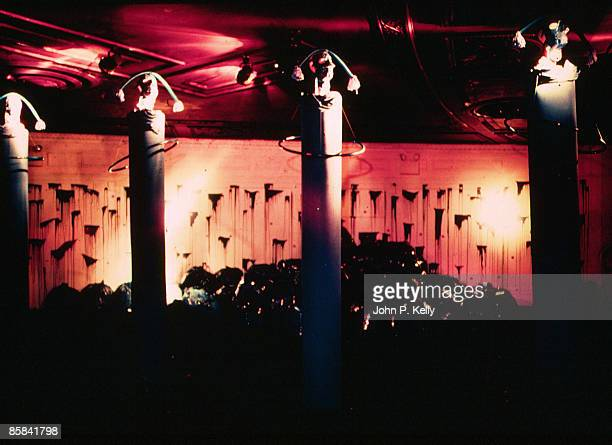STUDIO 54 Photo of STUDIO 54 club in New York circa 1975
