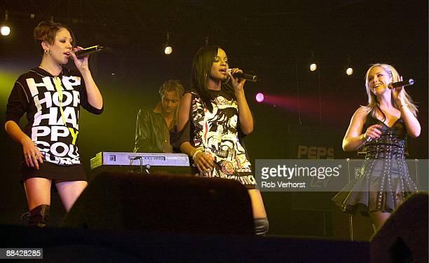 ROTTERDAM Photo of SUGABABES Sugababes Pepsi Chart Live Ahoy'