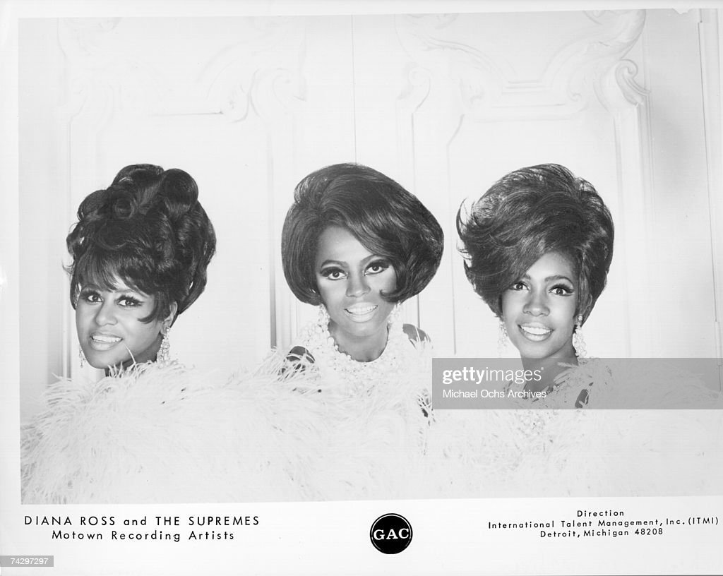 Photo of Supremes Photo by Michael Ochs Archives/Getty Images