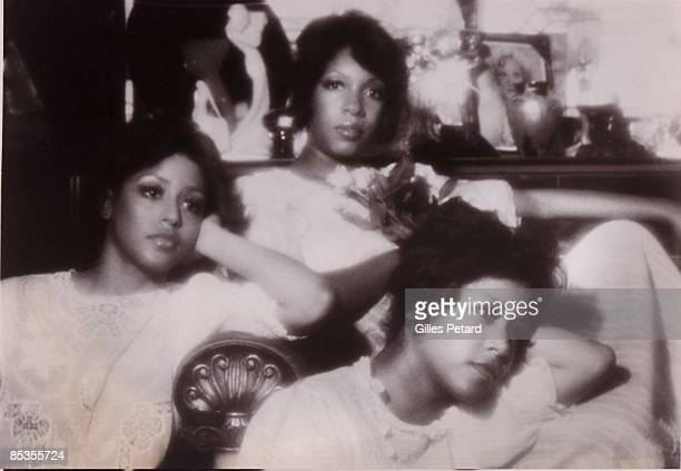 Photo of SUPREMES The Supremes Gilles PTtard Collection