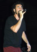 OZZFEST Photo of SYSTEM OF A DOWN System of a Down performs at OFFFEST 2002 at the Jones Beach Theatre in Long Island New York July 21 2002 Photo by...