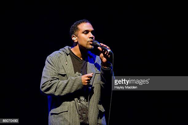Image result for Joey Kibble of Take 6 getty image