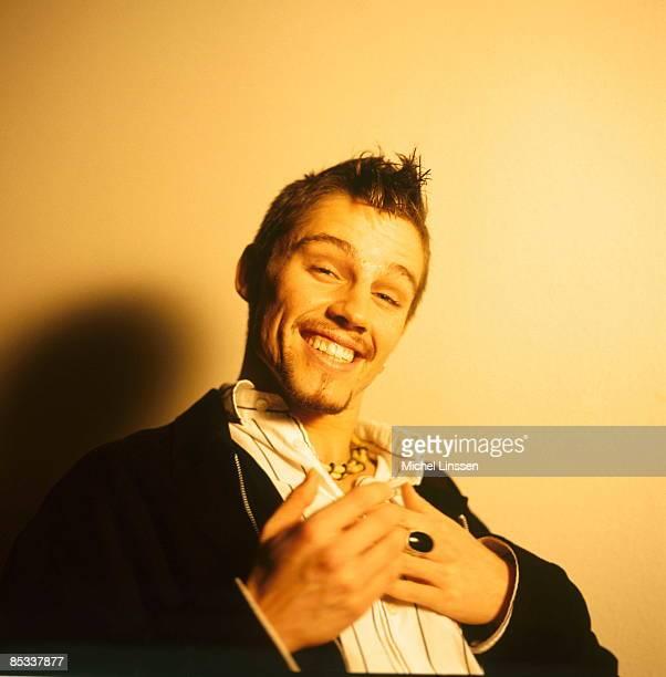 Photo of TAKE THAT and Jason ORANGE Posed studio portrait of Jason Orange