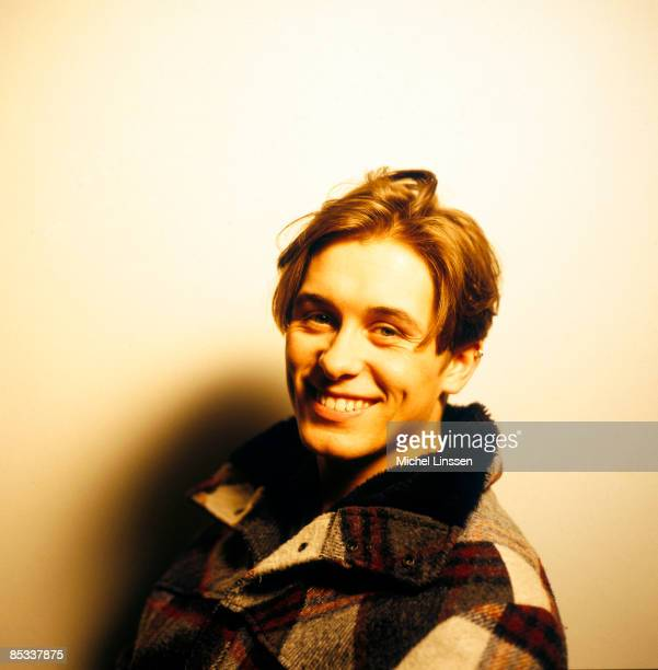 Photo of TAKE THAT and Mark OWEN Posed studio portrait of Mark Owen