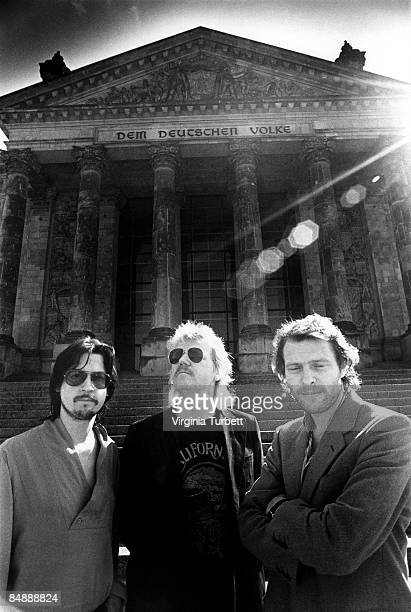 BERLIN Photo of TANGERINE DREAM